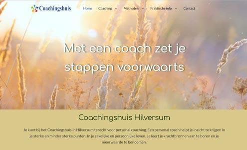 Coachingshuis Hilversum Zakelijke Personal Coach