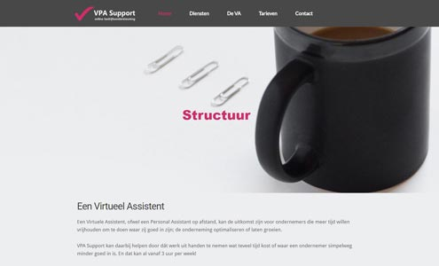 VPA Support Virtueel Assistent