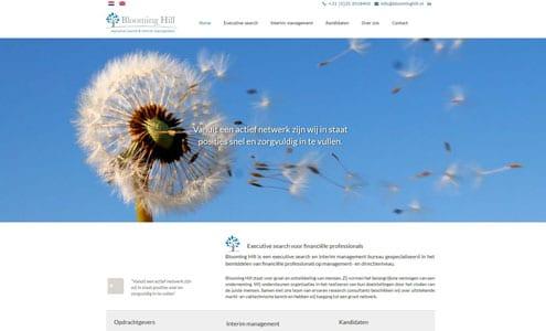 Bloomin Hill Executive Search bureau
