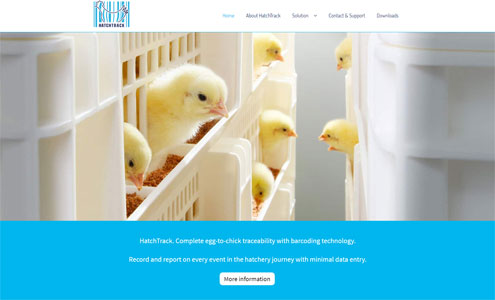HatchTrack website